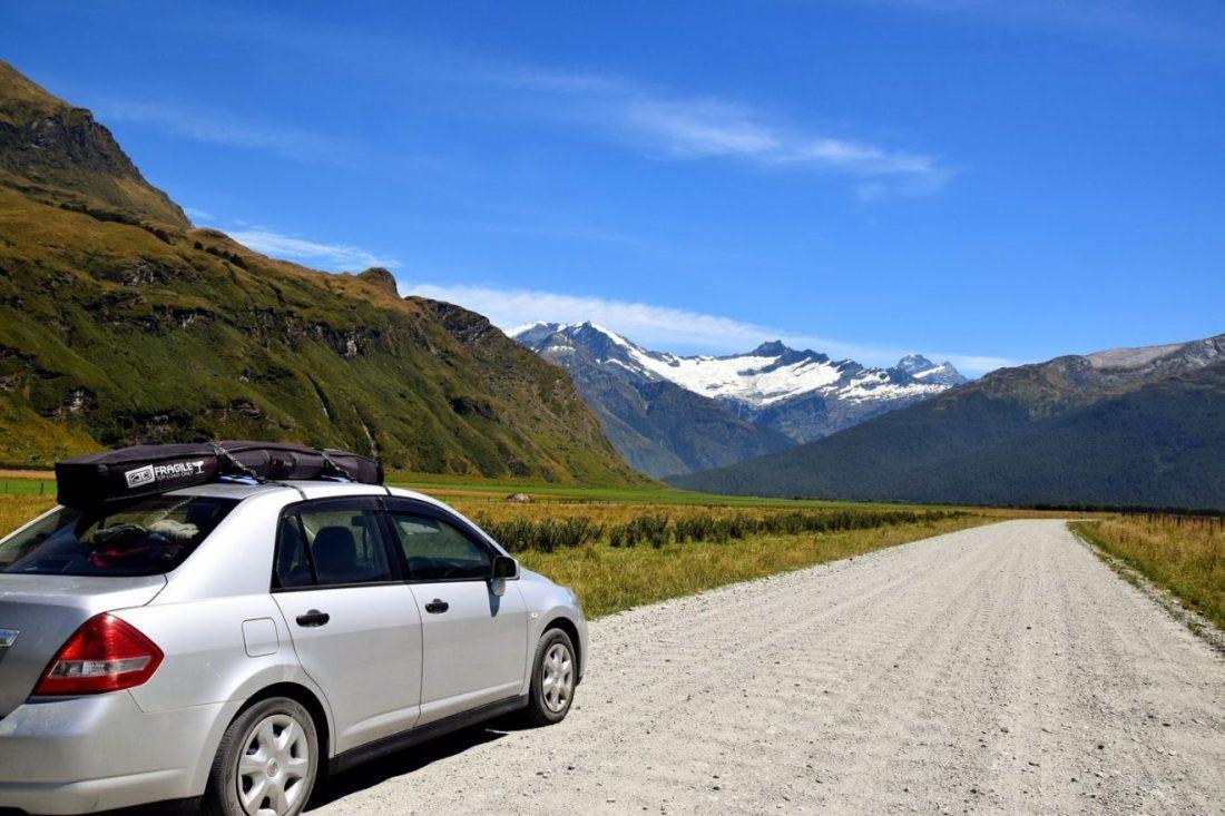 presupuesto para viajar a Nueva Zelanda