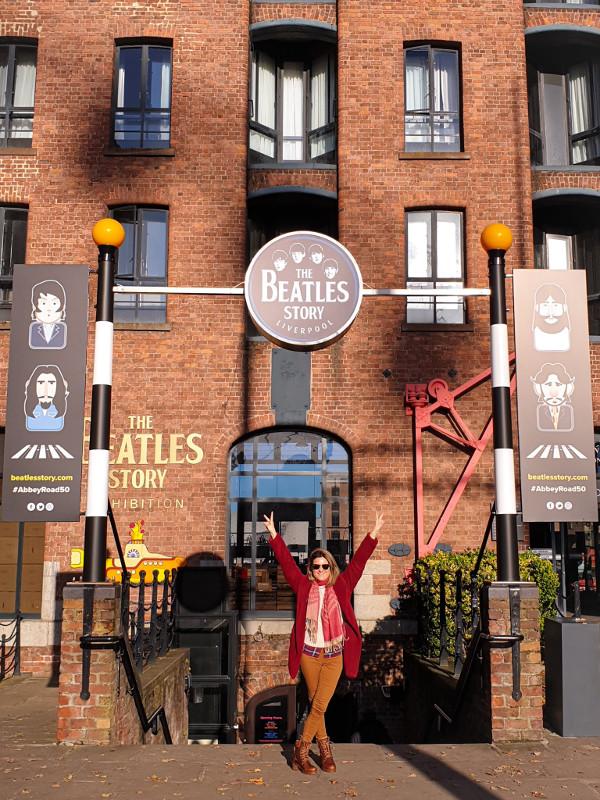 The Beatles Stoty Museum que hacer en Liverpool