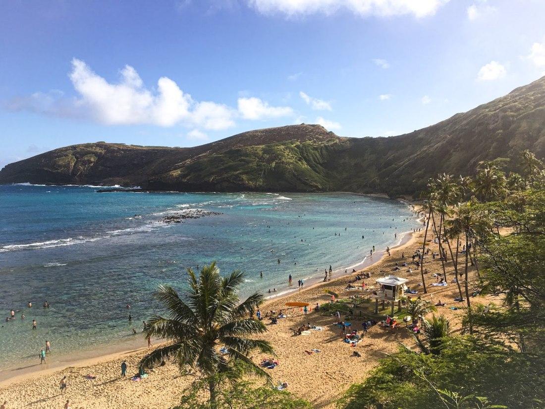 Hanauma Bay Oahu Hawaii