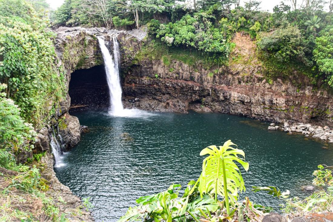 cascada Rainbow Hawaii