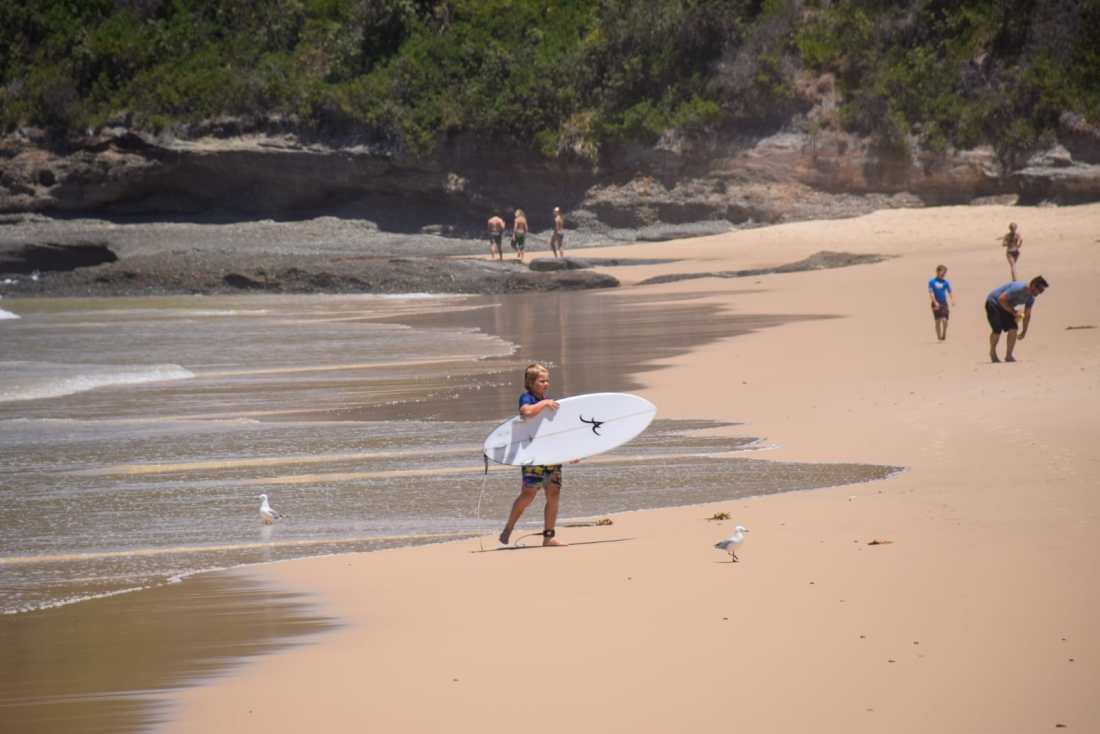 Frazer Beach NSW Australia de Sydney a Brisbane