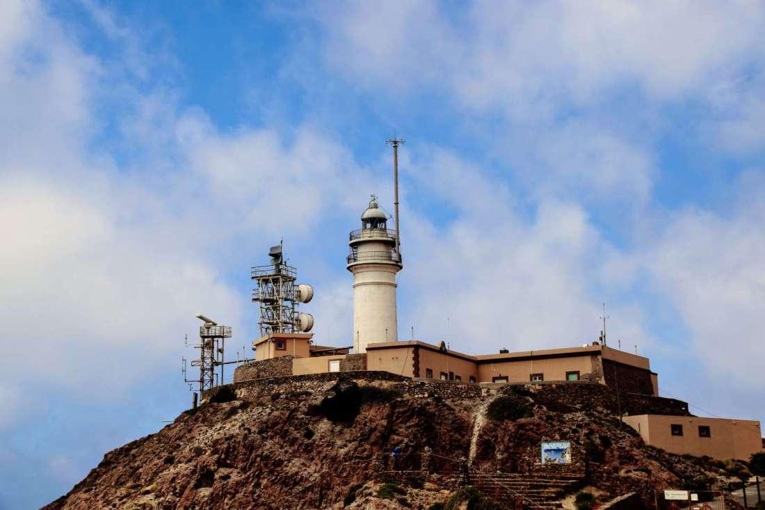 Faro de Gabo de Gata Almería