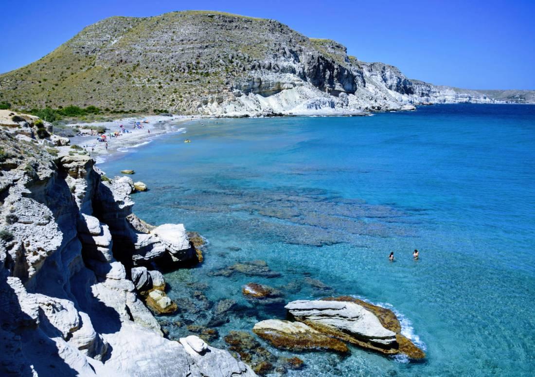 Cala del Plomo Cabo de Gata Almería