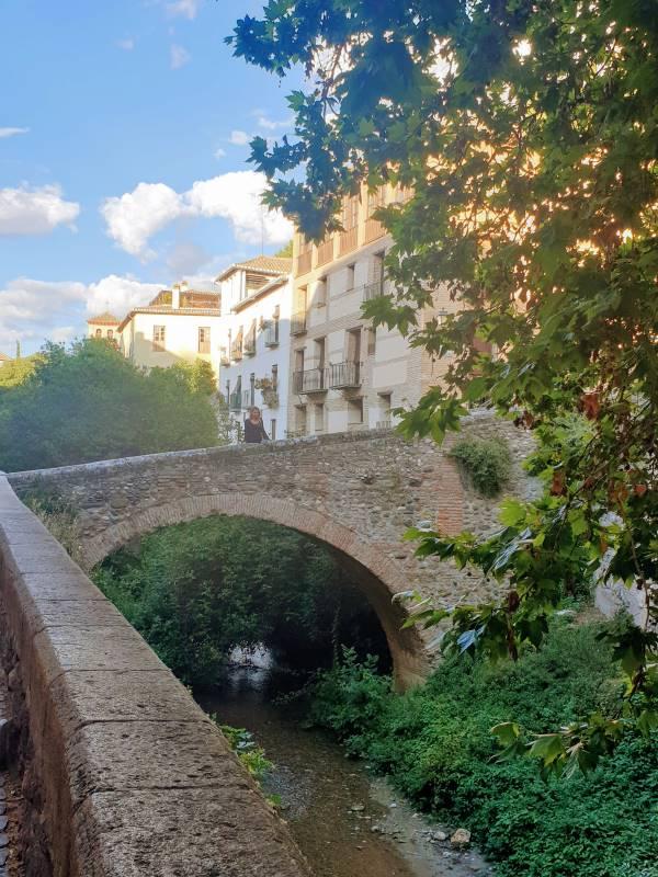 Carrera del Darro Granada