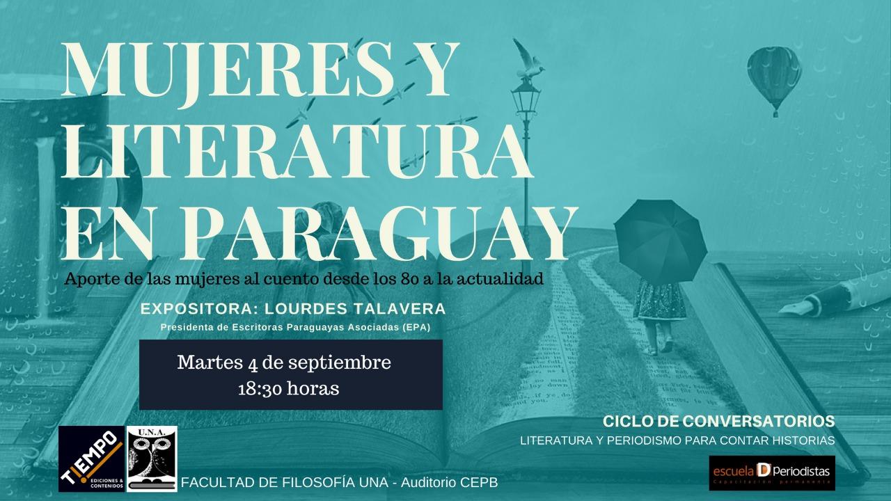 Conversatorio con Lourdes Talavera