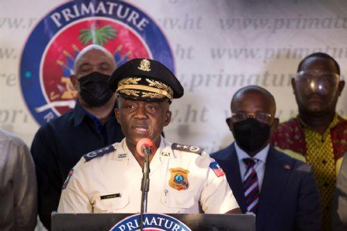 Policia Haiti