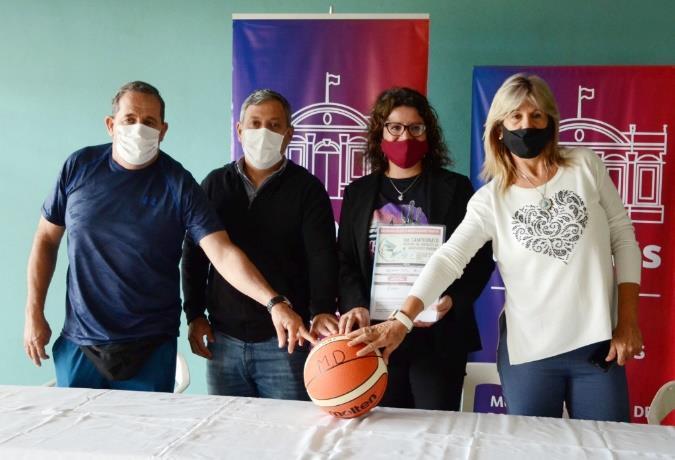 Puerto Rico será sede del primer campeonato regional de Maxibásquet femenino del NEA - Tiempo Misionero
