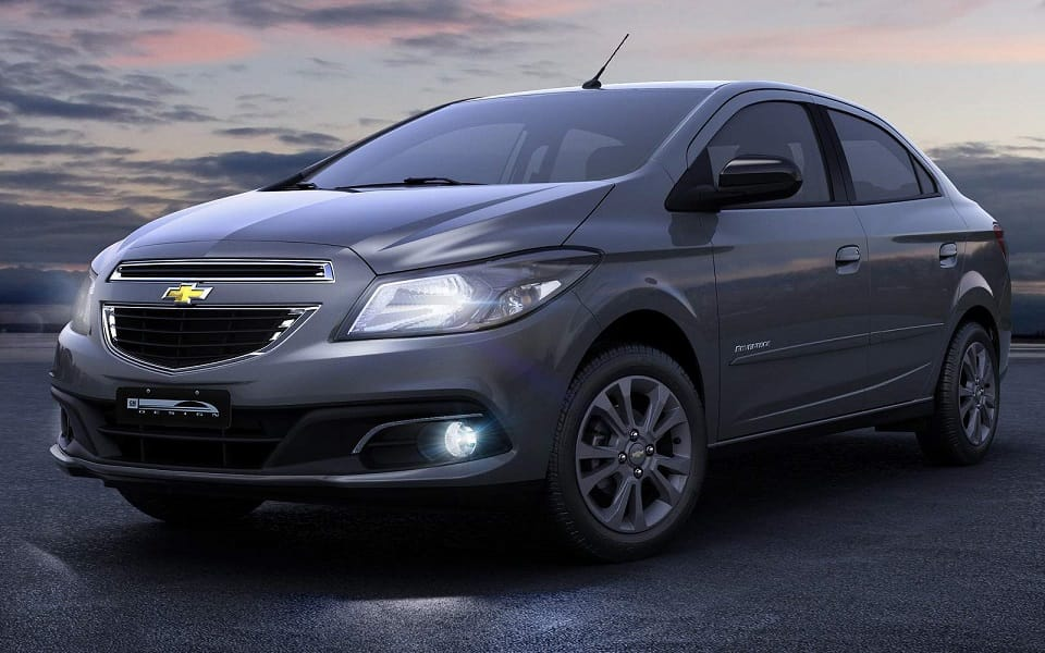 Chevrolet Prisma 2016 Con Version Advantage Tiempo Motor
