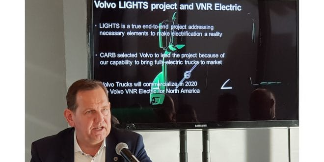 Peter Voorhoeve - Presidente de Volvo Trucks North America