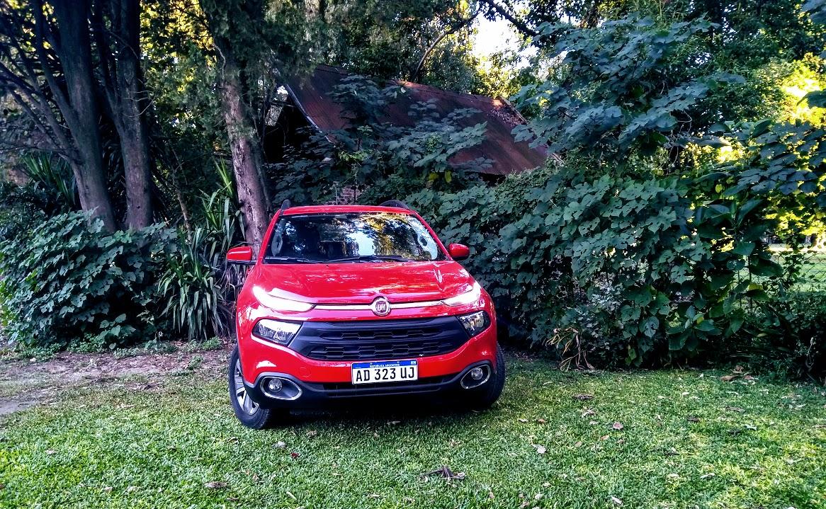 Fiat Toro Nafta