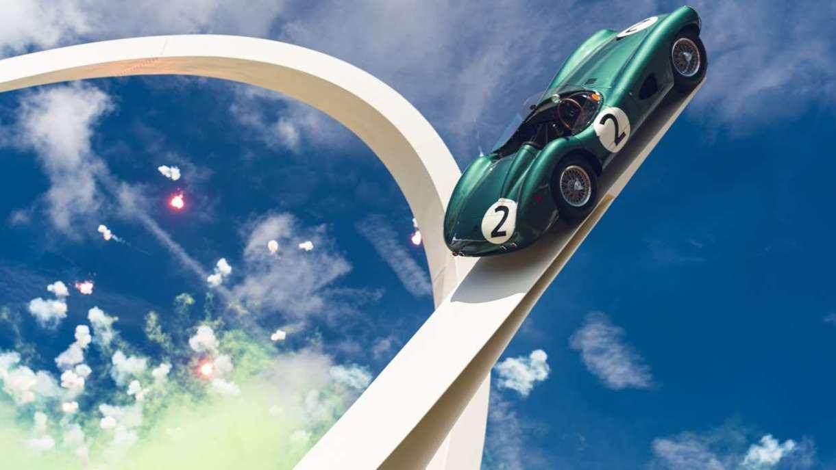 Aston Martin DBR1 - Jordan Butters