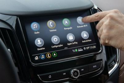 Chevrolet Cruze Premier con WiFi