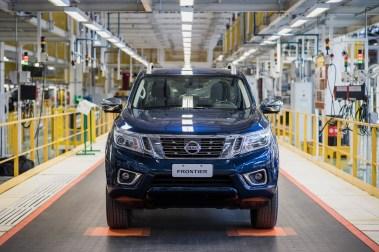 Nissan Argentina invertirá USD 130 millones en la línea de producción de Frontier