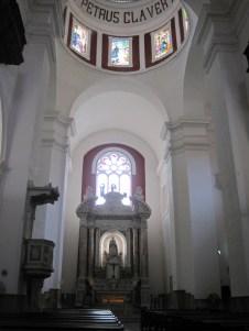 Nave Principal San Pedro Claver