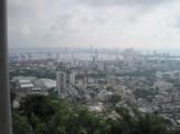 Vista aérea desde La Popa (II)