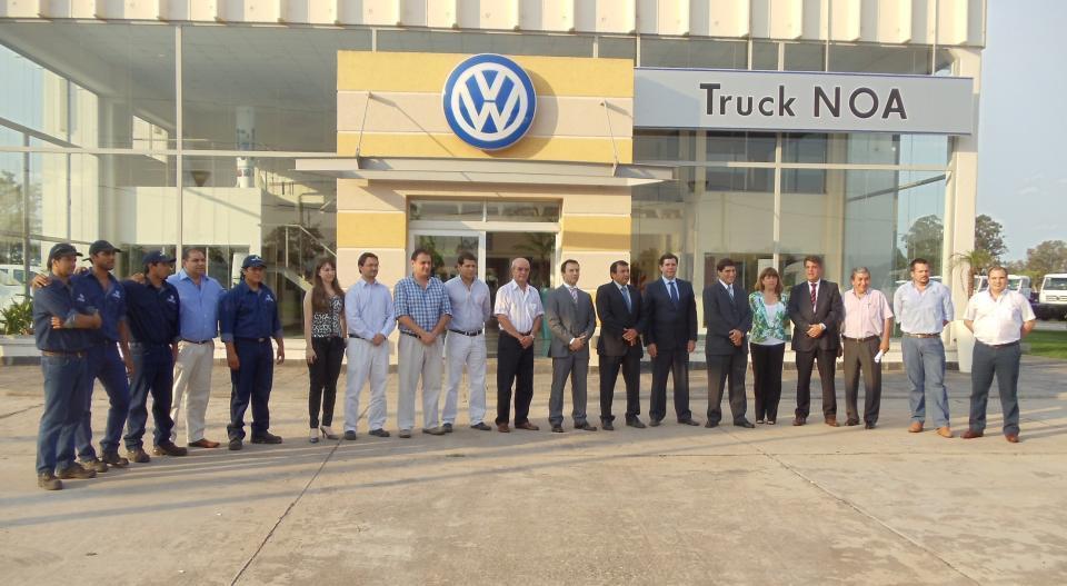 Concesionario Volkswagen Truck Noa (2012)