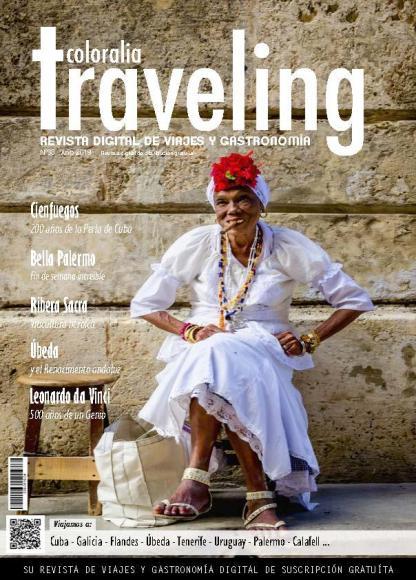 Revista traveling 39