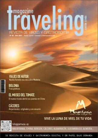 Revista traveling 50