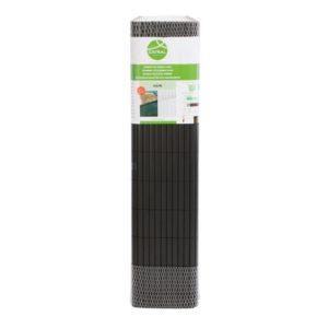 CAÑIZO PVC D/C ELEGANCE 1.5X3 ANTRACITA