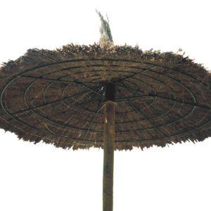 Sombrilla Brezo de 3 metros de diámetro
