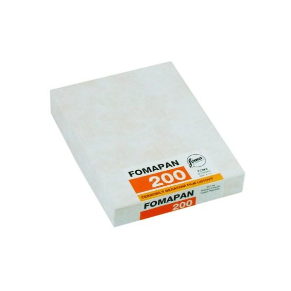 Fomapan 200 4x5