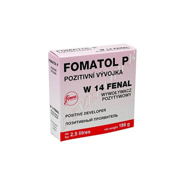 Revelador Fomatol P (papel)