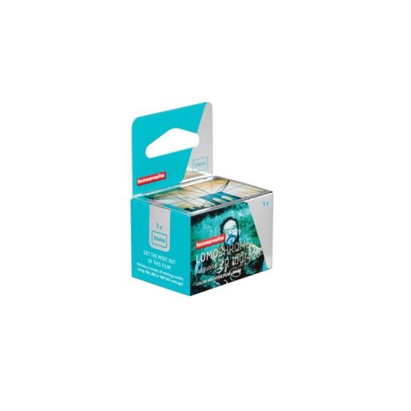 Lomocrhone Turquoise