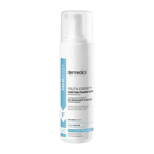 Espuma de agua purificante de 170ml de la marca Dermedics