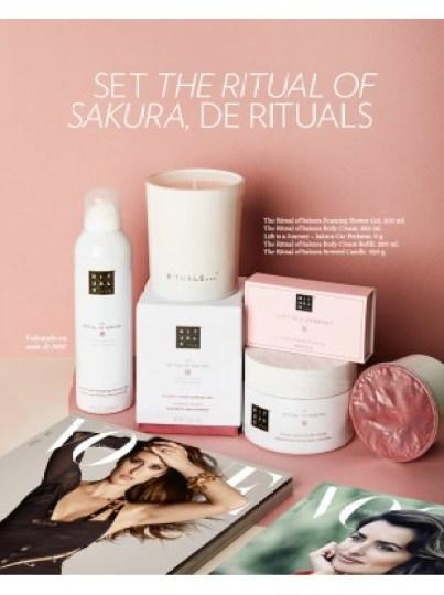 Lote Suscripción Ritual Vogue Junio 2019