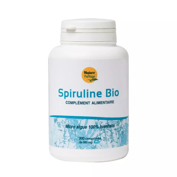 espirulina orgánica
