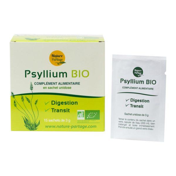 psyllium en sachets