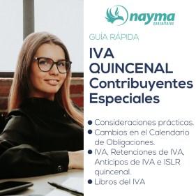 Guía Rápida – IVA QUINCENAL Sujetos Pasivos Especiales