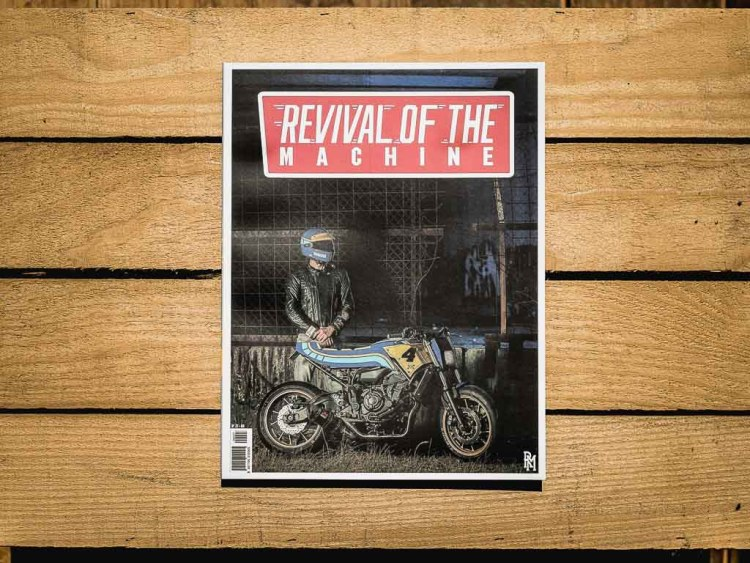 Revival of the Machine nº 27