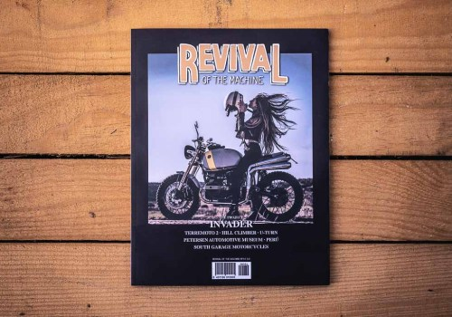 Revival of the Machine nº 34