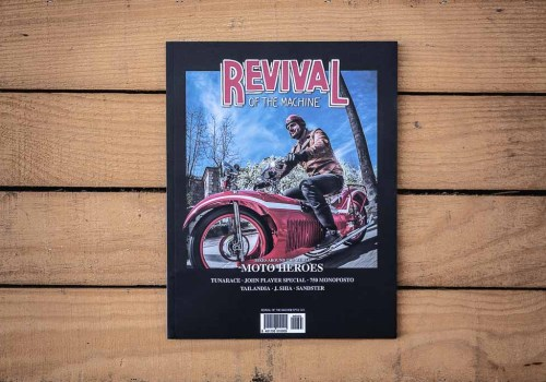Revival of the Machine 33