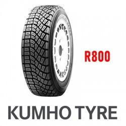 Imagén: Neumático competición Kumho R800 Tierra