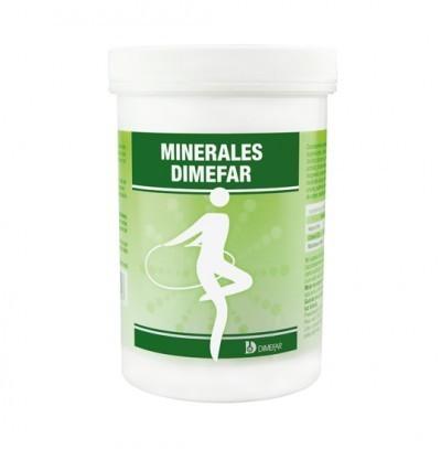 Minerales - Dimefar