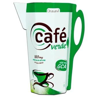 Café Verde Liquido 500ml Drasanvi