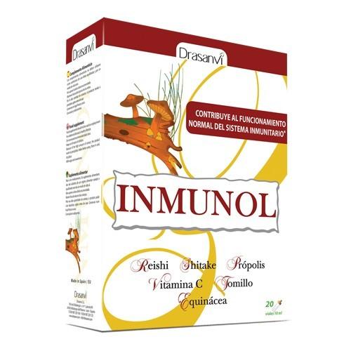 Inmunol 20 viales – Drasanvi