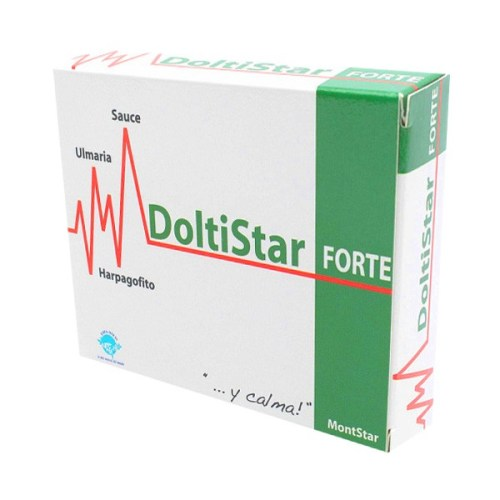 DoltiStar Forte 45 cáps - Montstar