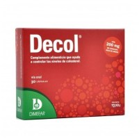 Decol 30 cáps 570mg - Dimefar