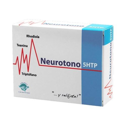 Neurotono 5HTP 45 cápsulas - Espadiet