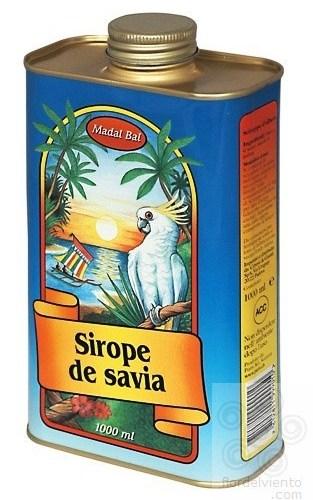 Sirope de Savia 100% puro 1 litro – Madalbal