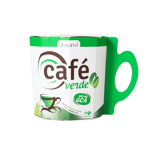 Café verde 60 comp – Drasanvi