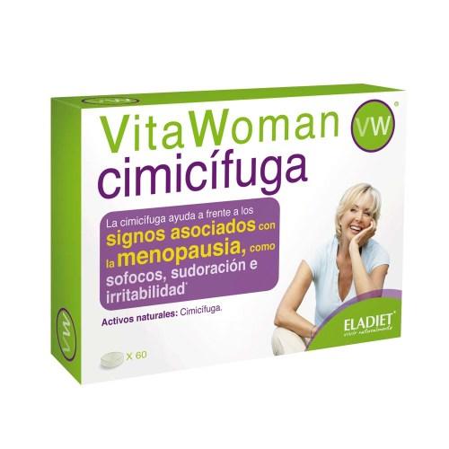 Vitawoman Cimicifuga 60 comp – Eladiet