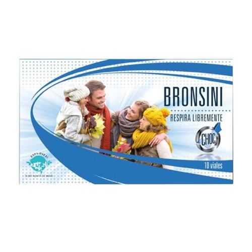 Bronsini Choc 10 viales – Espadiet
