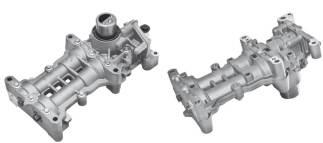 BOMBA ACEITE Nissan L4 2.5 L (2488cc) QR25DE DOHC 16 Vál. 2008-12 Urvan, NV350 2013-15 (Con Flechas Balanceadoras)