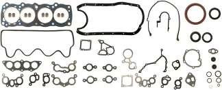 JUNTAS MOTOR Nissan 1.6 l. 4 Cil, Tsuru I Y II Guayin, Sedan Carburados, Inyeccion E16 S/I 87/ 97 Tapa Roja 8 válvulas JS-2041