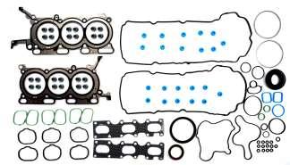 JUNTAS MOTOR Ford V6, 24V, Edge, Explorer, Fusión, Mazda CX-9 07/…, Taurus,07/13 Mercury Sable, Lincoln MKX, MKZ 07/10, DOHC, Vin C, T ,W 213Cu. Cabezas en MLS. 3.5 L. FSX-2662066