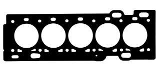 Laina Cabeza de 20 milésimas para recuperar altura Ford / Volvo L5 2.5 L (2521cc) Motor B5254T3 / B5254T6 L5-VE DOHC 20V Turbo (05-11) Focus ST, RS, S40, S60, C30, C70 LCA20-1562